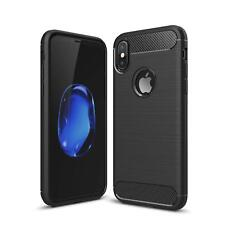 BRUSHED TPU SOFT CASE COVER SKIN FOR APPLE IPHONE XR