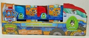 Lot of 8 NEW Paw Patrol Dino Rescue Mini Figures Comes With Dino & Pup Series 7