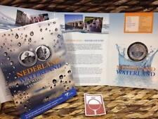 NEDERLAND 2010 -  5 EURO ZILVER PROOF / PP - NEDERLAND-WATERLAND