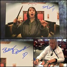 GFA The Shining * SHELLEY DuVALL * Signed 12x18 Photo Poster EXACT PROOF S3 COA