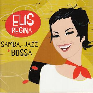 Elis Regina - Samba, Jazz & Bossa (2 CDs) 2006 Latin