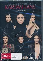 Keeping Up With The Kardahians Season 11 Eleven DVD NEW