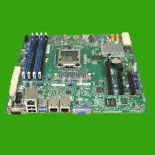 Mainboard Supermicro X11SSH-F Sockel 1151 Server Motherboard Gehäuseblende mATX