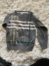 Burberry Baby Sweater 12M