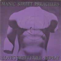 Manic Street Preachers - Love's Sweet Exile vinyl single