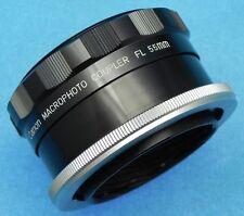 Canon Macro Coupler FL55mm  #2 ......... Minty