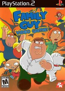 Family Guy - Playstation 2 Game Complete
