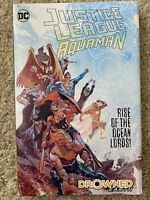 JLA Justice League / Aquaman DROWNED EARTH. Scott Snyder, Francis Manapul. HC DC