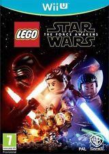 Lego Star Wars The Force Awakens Wii U & Registered Priority