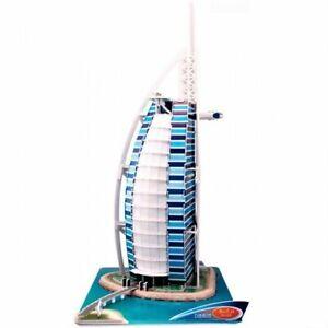 Pburj Al Arab - 3D Puzzle  # A10