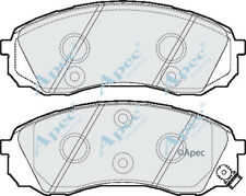 FRONT BRAKE PADS FOR HYUNDAI I800 GENUINE APEC PAD1584