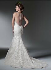 Sottero and Midgley Style Silvia  Wedding Gown Size 8 NWOT