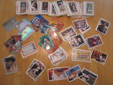 Sports Trading Cards Mixed Lot Baseball Heroes Basketball Football Silver Foil