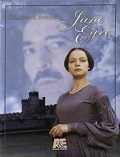 JANE EYRE Charlotte Bronte Classic A&E Romance TV DVD disc only-FREE SHIPPING