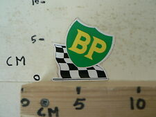STICKER,DECAL BP LOGO FINISH FLAG AA