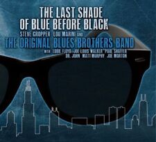 The Original Blues Brothers Band : The Last Shade of Blue Before Black CD
