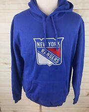 New York Rangers sweatshirt hoodie Large