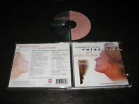 Relaxation With Pan Flute CD Relax The Natural Way, With Musik