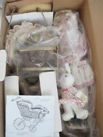 """1995 The Ashton-Drake Galleries Doll """" Victorian Make Believe""""  NEW IN BOX"""