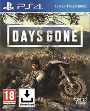 Days Gone - English - Español Latino - Français - PS4 📥