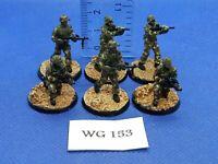 Wargames/R.P.G./Rol/Apocalipsis - Soldados Ingleses Actuales x6 - WG153