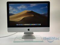 """Apple 21.5"""" iMac Retina 4K 2019 3.6GHz Core i3 1TB HDD 8GB A2116 MRT32LL/A"""