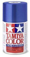 Tamiya PS16 Sprühfarbe Lexanlack METALLIC BLAU Polycarbonat PS-16 Lexanfarbe