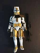 "Loose Star Wars Black Series 6"" CLONE COMMANDER BLY"