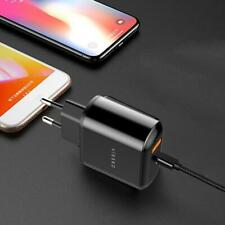 For Apple iphone Charging Head Pd Charger 18w Digital Display Qc3.0 Charger 3C