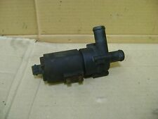 AUXILIARY WATER PUMP - VAUXHALL VECTRA B - 2.2 DTI - 2001