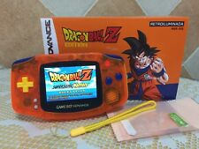 Consola Game Boy Advance GBA Retroiluminada AGS 101 DRAGON BALL - Backlight