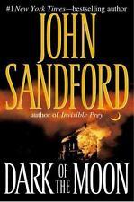 Virgil Flowers: Dark of the Moon 1 by John Sandford (2007, Hardcover)