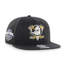 Anaheim Mighty Ducks - '47 Brand NHL Vintage Hockey Snapback Hat Cap Flat  Brim