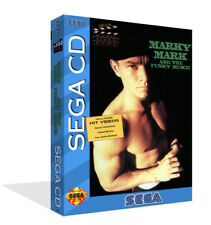 - Marky Mark CD Replacement Spare Game Case + Box Art Work Cover Only
