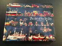 Book: The Art of the Tin Toy by David Pressland (1976 first edition)