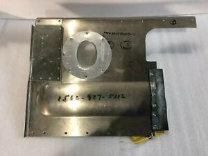 Beechcraft Stainless Steel Baffle P/N 50-970067-53 New Surplus