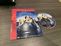 Jane Eyre DVD Charlotte Bronte Slim