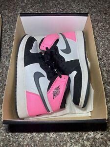 Nike Air Jordan 1 Retro High OG 'Valentine's Day' Pink Jordan 1 GS Size 7Y Legit