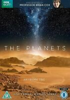 "THE PLANETS DVD Brian Cox BBC  ""One Family, Worlds Apart"" Quick Dispatch"