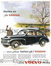 1947 PV444 volvo ad automobile print poster advertise ca 8 x 10 print poster