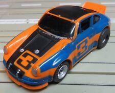Faller AFX Aurora -- Porsche Carerra mit AFX Motor + 2 neue Schleifer + Reifen