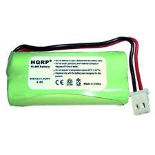 HQRP Batería para VTech BT162342, BT262342, 89-1347-01-00, 8913470100 reemplazo