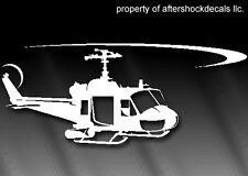 Huey Helicopter decal vietnam uh-1 uh 1 sticker