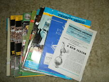 CHARITY SHIELD PROGRAMMES 1958 - 2012 CHOOSE FROM LIST