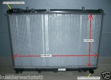 Kühler Wasserkühler Daewoo Musso (FJ), Daewoo Korando (KJ), 2,3 - 3,2 L, NEU
