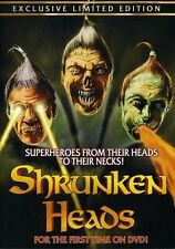 Shrunken Heads (DVD, 1994) Limited Edition Full Moon