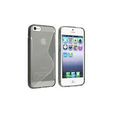 NEW APPLE IPHONE 4/4S GEL CASE + FREE SCREEN PROTECTER - VARIOUS COLOURS