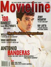 Movieline 8/98,Antonio Banderas,August 1998,NEW