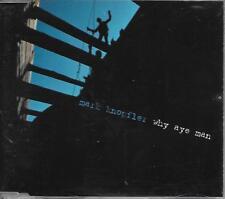MARK KNOPFLER - Why aye man CD SINGLE 2TR EU Release 2002 (DIRE STRAITS)