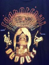 Red Hot Chilli Peppers black graphic XL t shirt